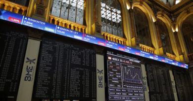 Las empresas del Ibex 35 ganan un 21% menos hasta septiembre