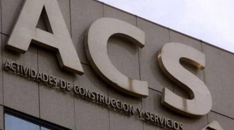 ACS consigue contratos en EEUU por 118 millones de euros