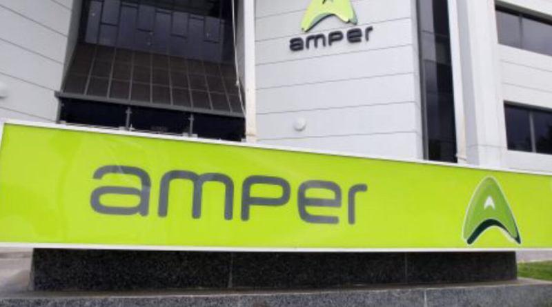 Amper se adjudica cinco contratos en tres países