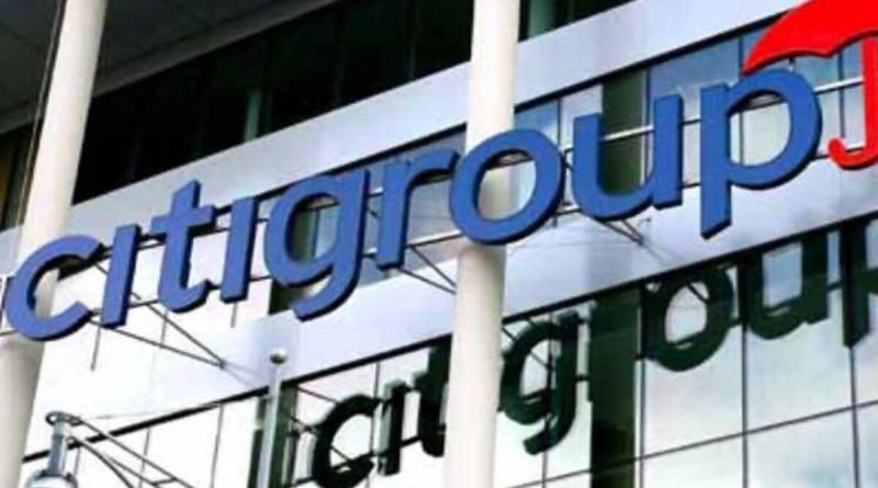 Citigroup gana la mitad en lo que va de año