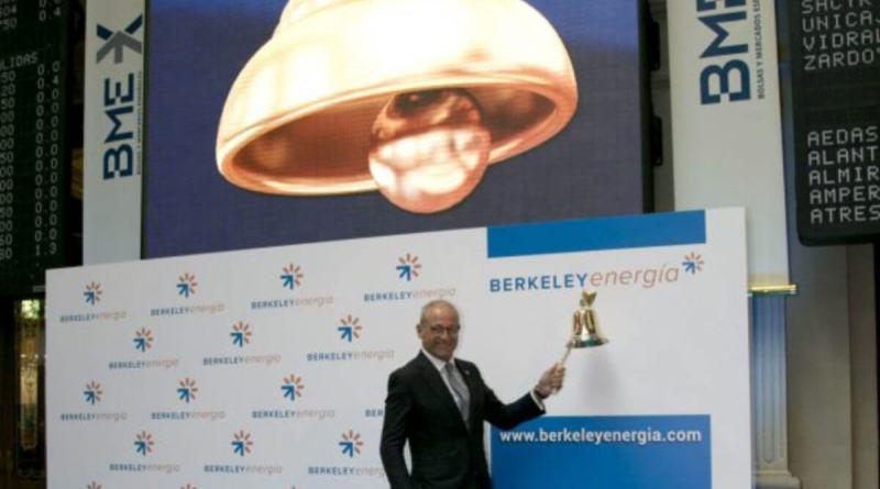 Berkeley logra tres nuevas licencias de exploración en Salamanca