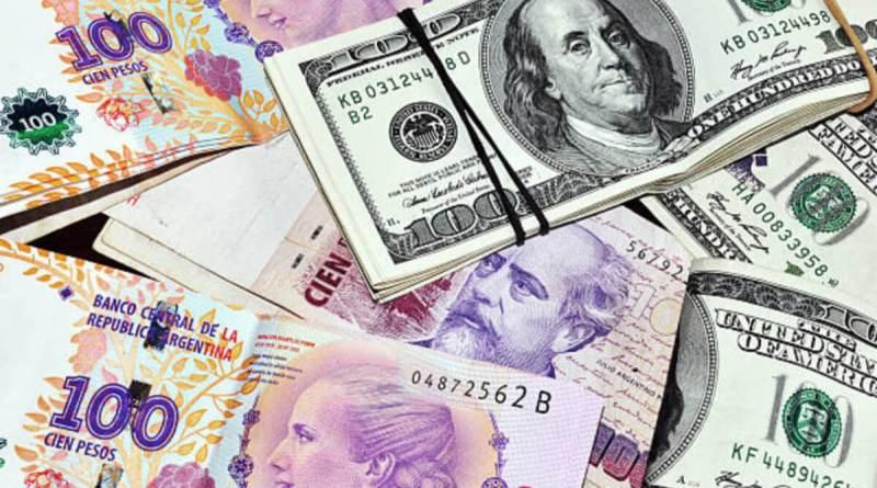 Nuevo récord del dólar contra el peso en Argentina