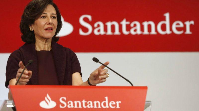 Santander logra un beneficio atribuido de 1.750 millones