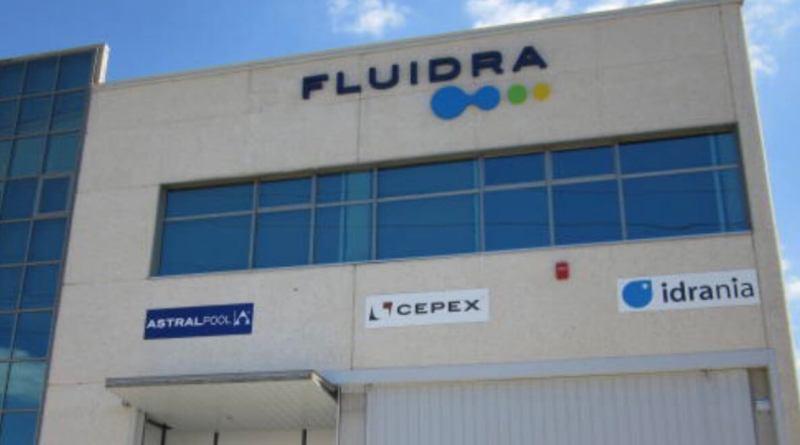 Rhône Capital vende un 4% de Fluidra y se desploma
