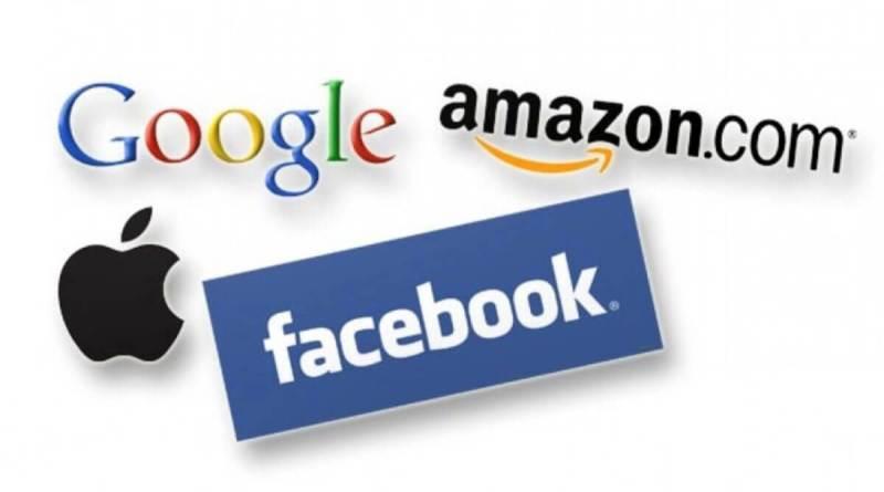 Los gigantes tecnológicos ganan 5.114 millones menos