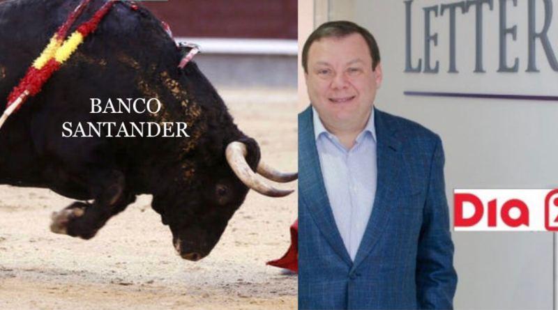 DIA depende ahora del Santander los bancos acreedores y Fridman