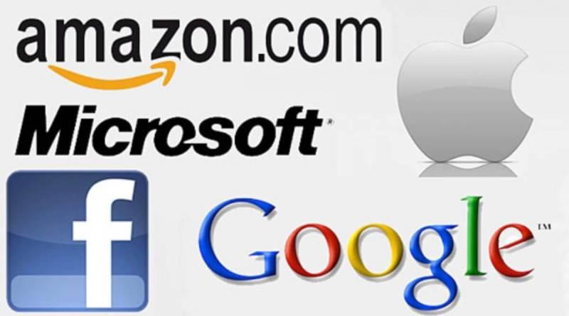 Calidad a precios razonables, Amazon, Google, Microsoft y Facebook