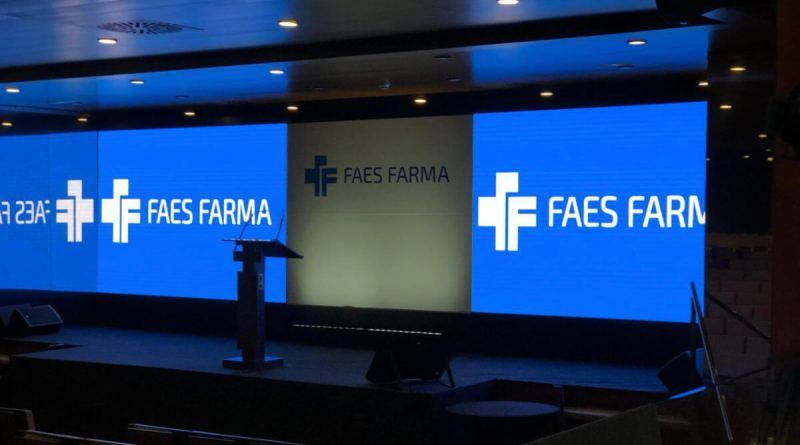Faes Farma ganó casi 21 millones de euros en el primer trimestre