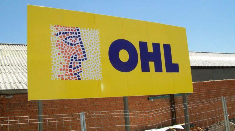 OHL obtiene más 9 millones de ebitda positivo hasta marzo