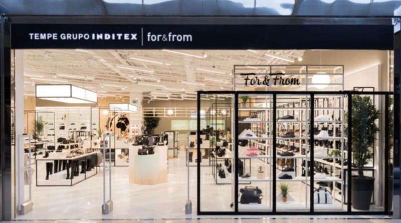 Tempe la filial de calzado de Inditex bate récord de ventas