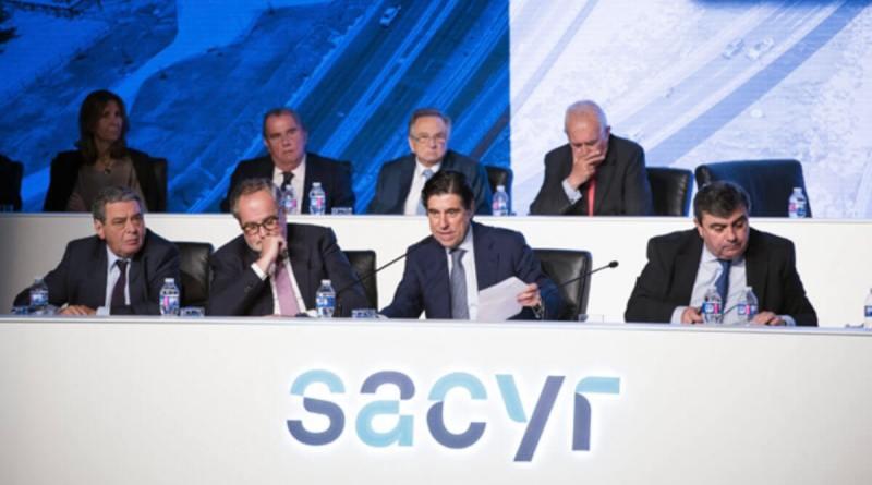 Sacyr gana más de 32 millones en el primer trimestredel año