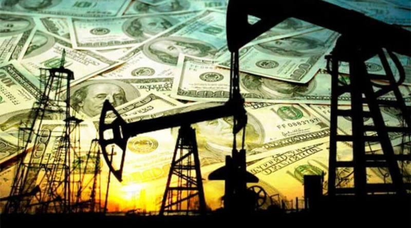 El petróleo marca la mayor subida intradía de su historia