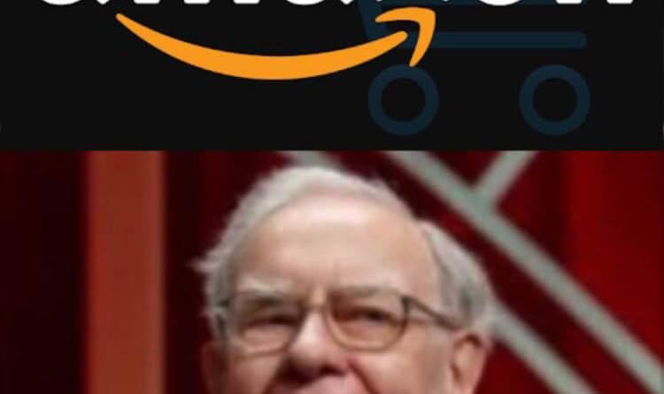 Buffett el nuevo catalizador para las acciones de Amazon