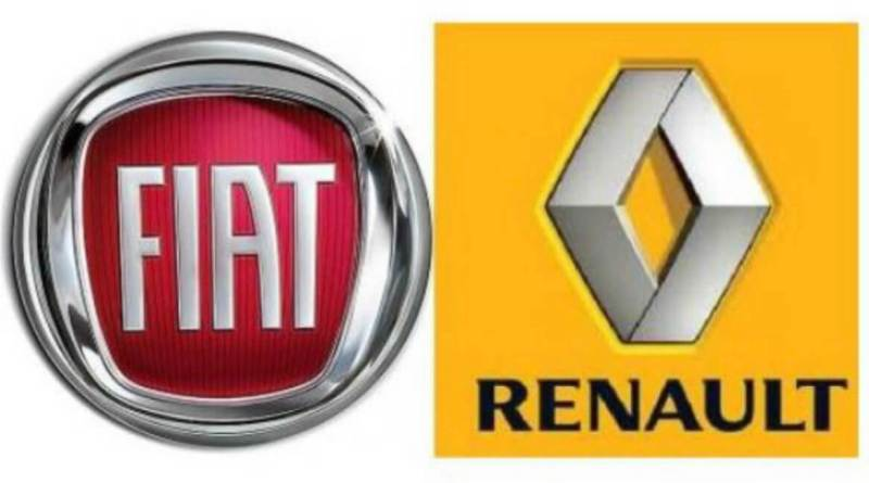 Fiat Chrysler rompe la fusión con Renault