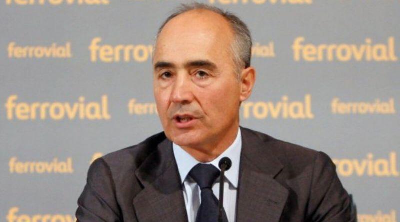 Rafael del Pino libera más de 34 millones de acciones de Ferrovial