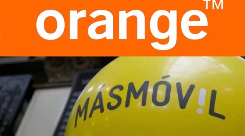 MásMóvil se dispara en bolsa por el acuerdo con Orange