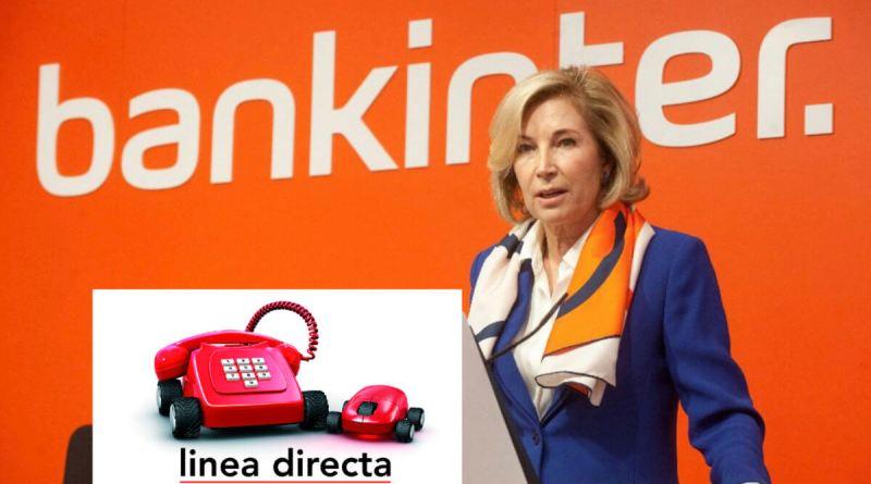 Bankinter consigue autorización del BCE para sacar a bolsa Línea Directa