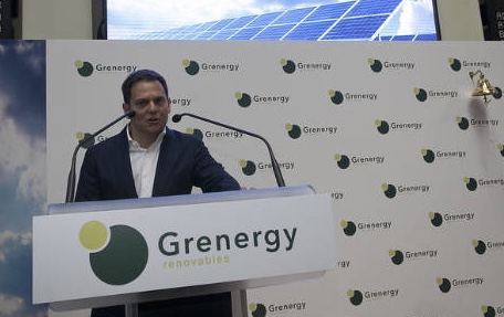 Grenergy debuta este lunes en el Mercado Continuo