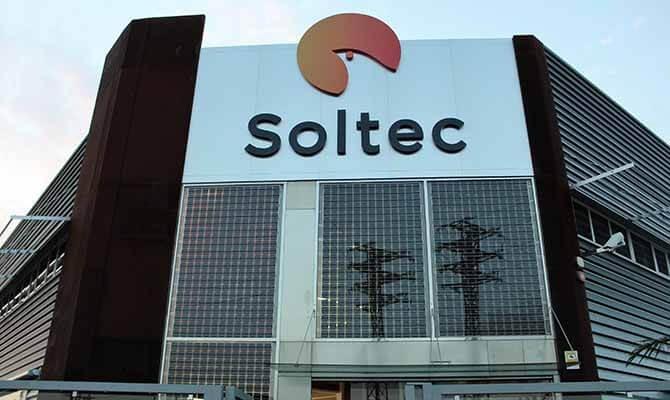 Al mercadono le gustan las previsiones presentadas por Soltec