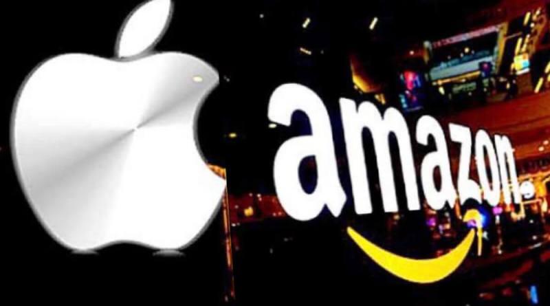 Amazon vs Apple: ¿Por cuál apostar?