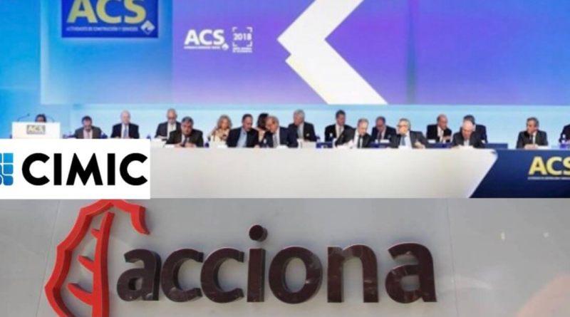 ACS y Acciona consiguen un contrato de 328 millones en Sídney