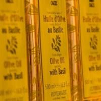 Aceite de oliva para los huesos
