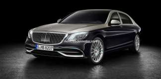 Mercedes-Maybach, Clase S