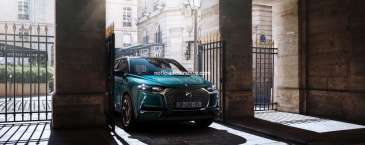 DS 3 Crossback Roadshow