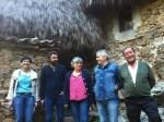 Cultura formaliza la cesión de dos casas de teito de escoba al Ayuntamiento de Somiedo 1