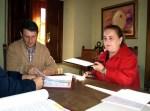Tineo y la DGT firman convenios de colaboración 1