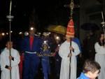 Cangas homenajea a la patrona de los mineros 4