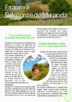 El Occidente en FITUR:  Nuevo folleto turístico-gastronómico de Belmonte 1