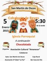 Cabalgatas de Reyes por todo el Occidente 5