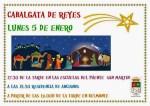 Cabalgatas de Reyes por todo el Occidente 1