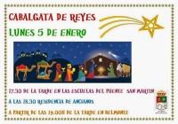 Cabalgatas de Reyes por todo el Occidente 2