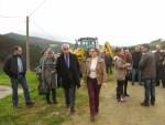 Fomento destina 9,8 millones al tramo Samagán-Lagar, en Castropol 2