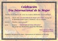 Actos para conmemorar el Día de la Mujer 4