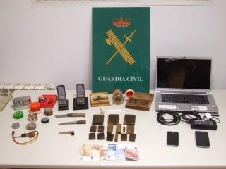 Nuevas detenciones por tráfico de drogas en Cangas del Narcea 5