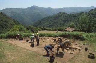 Excavaciones arqueológicas en Belmonte 2