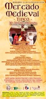 XIV Festival del Chosco y Mercado Medieval en Tineo 5