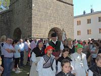 Día de Asturias en el santuario de la Virgen del Acebo, en Cangas del Narcea 13