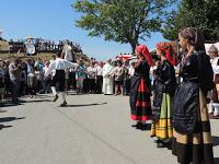 Día de Asturias en el santuario de la Virgen del Acebo, en Cangas del Narcea 15