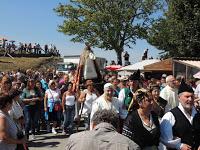 Día de Asturias en el santuario de la Virgen del Acebo, en Cangas del Narcea 21