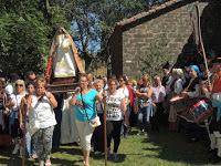 Día de Asturias en el santuario de la Virgen del Acebo, en Cangas del Narcea 25