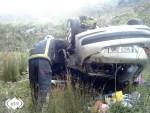 Fallece una mujer en un accidente de tráfico en Salas 3