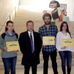 Una alumna del IES de Luarca, primer premio del Concurso de Ortografía