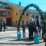 Vídeo: Domingo de Resurreción en Piantón, Vegadeo