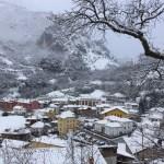 GALERÍA: Nieve en Somiedo