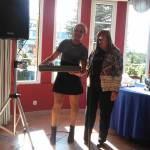 Inés López Busto, premio Mujer Emprendedora de Cudillero