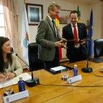 Asturias y Galicia colaborarán contra incendios forestales y contaminación